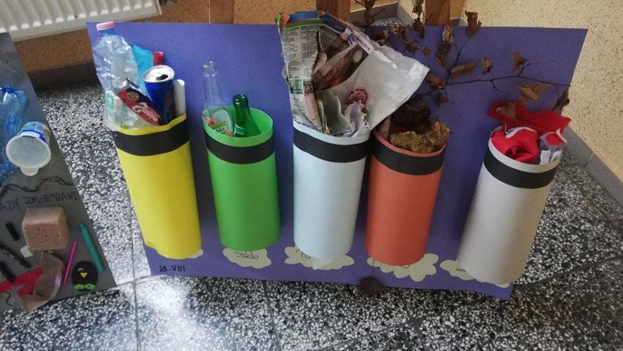 Tydzień ekologiczny w naszej szkole